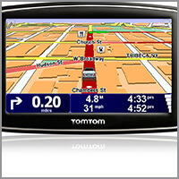Rent a Car Bulgaria - GPS Navigation